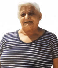Ana Celeste Rodrigues Pedreira – 73 Anos – Gondoriz