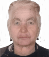 Esmeralda de Brito Gomes – 89 Anos – Eiras