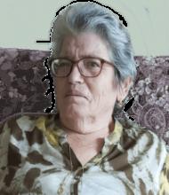 Maria Adelaide de Amorim de Barros – 63 Anos – Couto