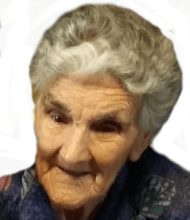 Maria de Lurdes Veloso – 91 Anos – Aguiã