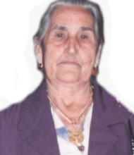 Teresa Rodrigues – 95 Anos – Oliveira