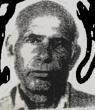 Joaquim Ribas Lourenço – 84 Anos – Paradela – Soajo