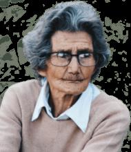 Maria de Amorim Varajão – 84 Anos – Távora S. Vicente