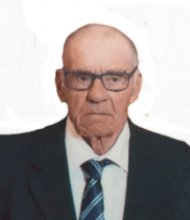 Abel Lopes de Barros – 89 Anos – Sabadim