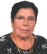Ana Alves da Silva Costa – 96 Anos – Vale