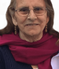 Deolinda Fernandes de Sousa – 86 Anos – Rio Frio