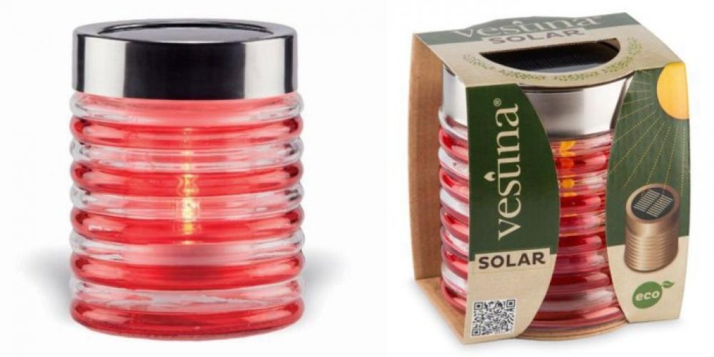 Lamparina Solar