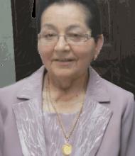 Lucinda de Magalhães Cabral – 83 Anos – Vale