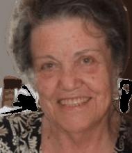 Maria do Rosário Severim de Morais Machado Cruz – 85 Anos – Paçô (Mãe da Drª Albertina Fonseca)