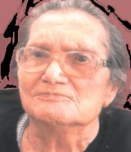 Maria do Céu Vieira Rodrigues – 82 Anos – Souto