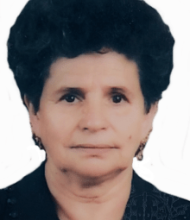 Palmira da Conceição Canossa – 84 Anos – Paçô