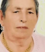 Albertina de Abreu Dias Rodrigues – 83 Anos – Álvora (França)