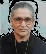 Claudina Amorim da Silva – 90 Anos – Vila Fonche