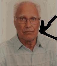 António de Amorim – 83 Anos – Távora S.Vicente