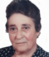 Emília de Amorim Costa – 89 Anos – Távora Stª Maria