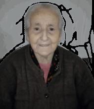 Isolina Martins Dias – 93 Anos – S.Bento Arcos de Valdevez