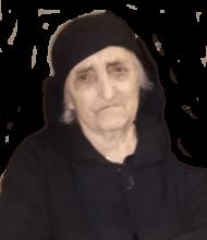 Maria Rouceiro Cerqueira – 86 Anos – Rouças, Gavieira
