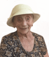 Maria de Lima e Sousa – 91 Anos – Refóios do Lima