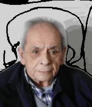 José Alberto Dantas Pereira – 92 Anos – Rio Frio