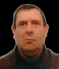 José Carlos de Sá Amorim – 64 Anos – Oliveira
