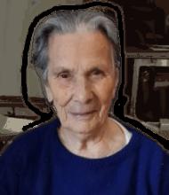 Maria Gomes Barbosa – 96 Anos – Soajo