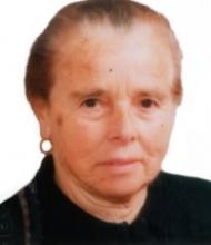 Sofia Cerqueira da Silva Caldas – Aguiã – 89 Anos